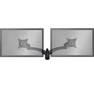 Home Concept Inc PopUp Series Standard 2 Screen Arm Wall Monitor Mount