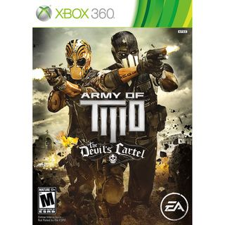 Xbox 360   Army Of Two The Devils Cartel   14972998