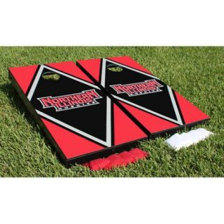 Victory Tailgate NCAA Diamond Version 2 Cornhole Game Set