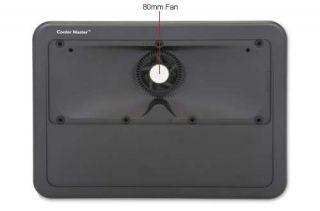 Cooler Master R9 NBC LPAR GP Notepal LapAir Notebook Cooler   Up to 17 Notebooks, USB 2.0, USB Powered, Ergonomic Design