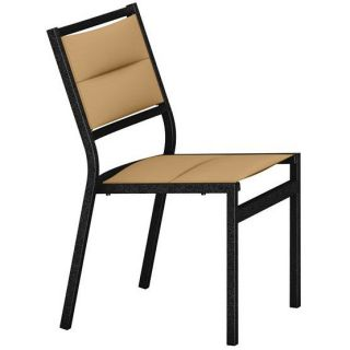Tropitone 591028PS Cabana Club Padded Sling Side Chair