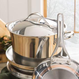 Kitchen Cookware11   13 Piece Cookware Sets Anolon SKU: ANN1891