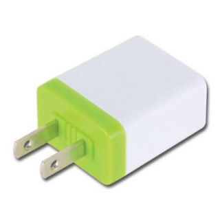 5Watts USB AC Travel wall charger Adapter, White