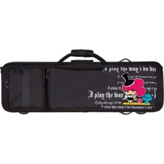 Protec Travel Light Violin Pro Pac Black/Dolce Amaro   15427097