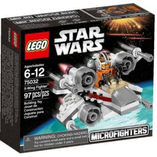LEGO Star Wars X Wing Fighter Play Set