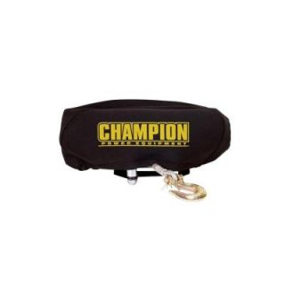 Champion Power Equipment Medium Neoprene Winch Cover for 4,500 lb. Champion Winches 18032