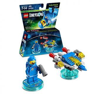 Lego Dimensions Lego Movie Benny Fun Pack   8027427