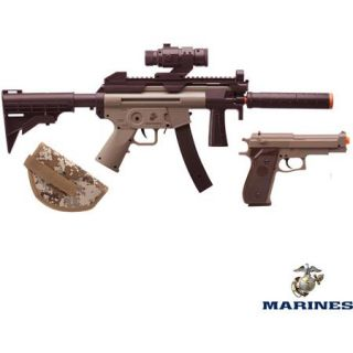 U.S. Marines Task Force 6 Airsoft Kit