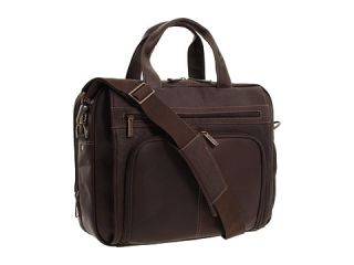 Kenneth Cole Reaction Out of the Bag   5 to 6 1/2 Double Gusset Expandable Top Zip Portfolio Computer Case