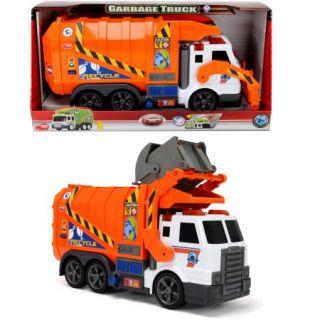 "Dickie Toys Action Series 26"" Garbage Truck"