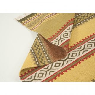 Lodge Hand Woven Area Rug by Continental Rug Company