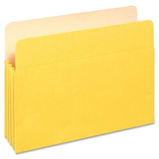 11 pt. Letter Size File Pocket by GLOBE WEIS
