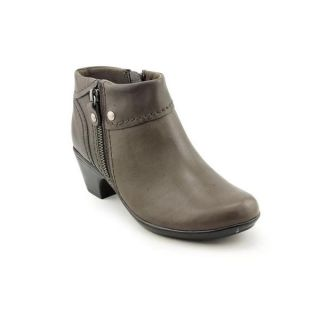 Clarks Womens Ingalls Thames Leather Boots (Size 12 )
