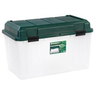 138 Quart Plastic Storage Trunk
