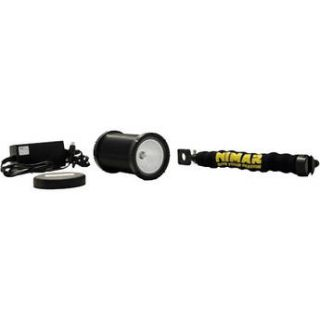 Nimar 50W Underwater Halogen Lighting Kit with Flex Arm NI75