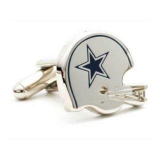 NFL Retro Dallas Cowboys Helmet Cufflinks