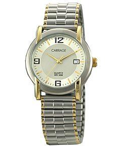 Timex Mens Carriage Classic Date Quartz Watch  ™ Shopping