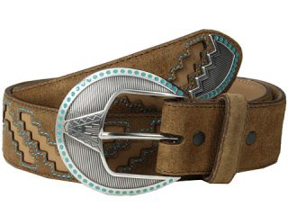 Justin Aztec Creek 1 5 8 Belt Brown