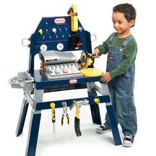 Little Tikes Double Duty Engine & Workbench