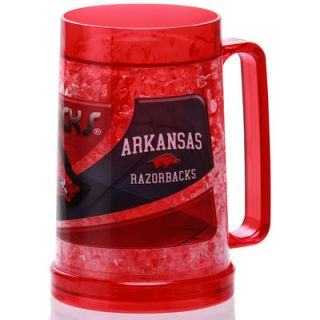 Arkansas Razorbacks 16oz. Full Color Freezer Mug
