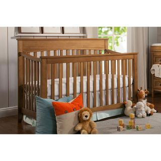 DaVinci Grove 4 in 1 Convertible Crib   Chestnut    DaVinci