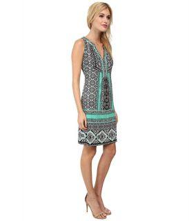 Hale Bob Saharan Mosaic Signature Dress