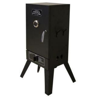 Smoke Hollow 26 in. Vertical Propane Gas Smoker 26142G DS