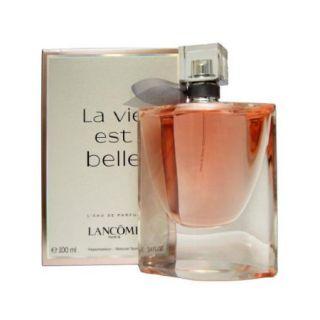 Lancome La Vie Est Belle for Women Eau de Parfum, 3.4 oz