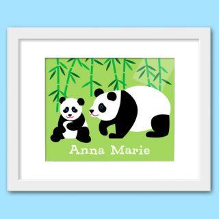 Endangered Animals Personalized Framed Art