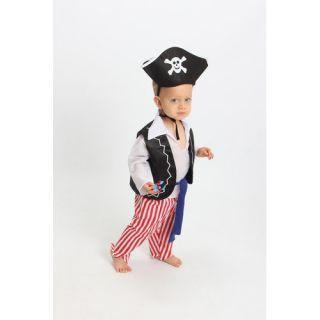 AM PM Kids! Pirate Costume