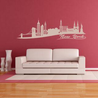 New York Skyline Wall Decal   16862507 The