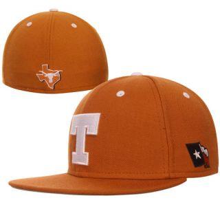 Nike Texas Longhorns College Elite 643 Fitted Hat   Burnt Orange