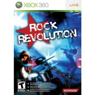Rock Revolution PRE OWNED (Xbox 360)