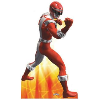 Power Ranger Cardboard Stand Up by Advanced Graphics