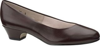 Womens Soft Style Angel II   Brown Smooth