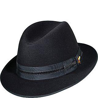 Carlos Santana Hats Essential Fur Felt Fedora