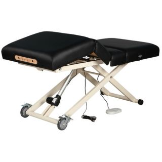 Adjustable 4 Section Electric Lift Massage Table by SierraComfort