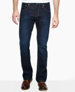 Levis 527 Slim Bootcut Fit Indie Blue Wash Jeans
