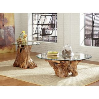 Hammary Hidden Treasures Root Ball Coffee Table