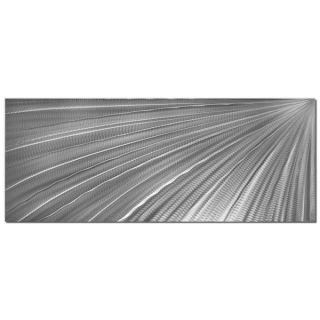 Nicholas Yust Isomantic Composition Modern Painting Giclée on Metal