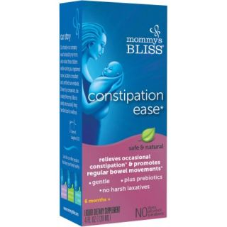 Mommy's Bliss Baby Constipation Ease, 4 fl oz