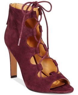 Nine West The Unfrgetabl Lace Up Dress Sandals   Pumps   Shoes
