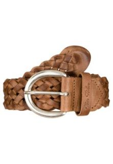 TOM TAILOR Braided belt   cognac