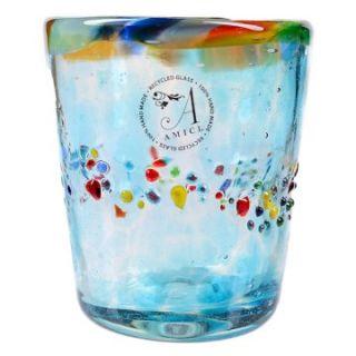 Global Amici Del Sol DOF Glasses   Set of 4   Liquor Glasses