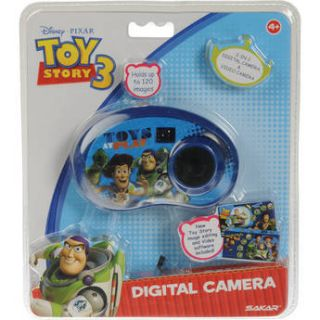 Sakar Toy Story 3 Digital 2 in 1 Camera 88015 ESP