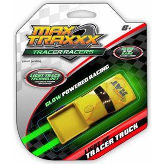 Skullduggery Max Traxxx Tracer Racer Truck Blister Card