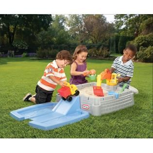 Little Tikes Big Digger Sand Box   Toys & Games   Outdoor Toys