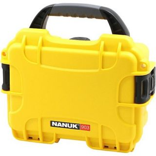 NANUK 903 Case with 3 part foam insert