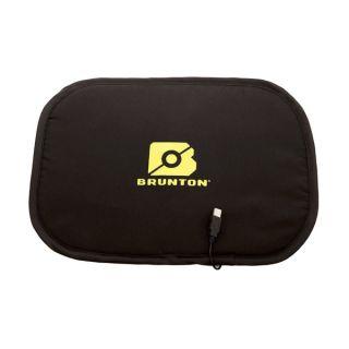 Brunton Seat Pad with USB Powered Heat Black   17416045