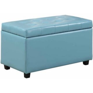 Brooklyn + Max City Medium Rectangular Storage Ottoman Bench